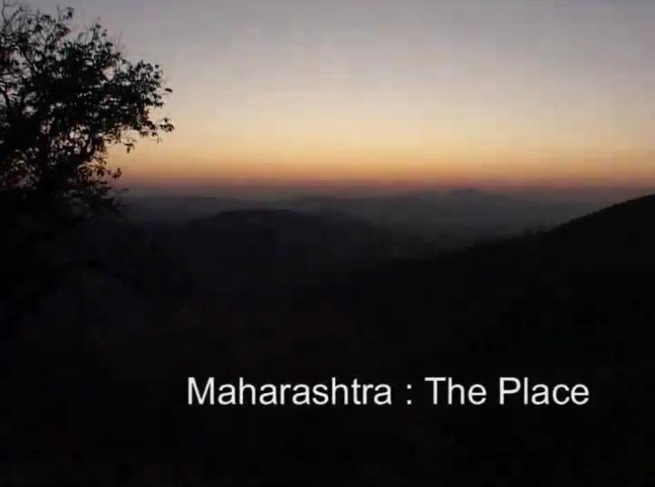 Marathi Bhasha Mandakini: Marathi Maharashtra The Place