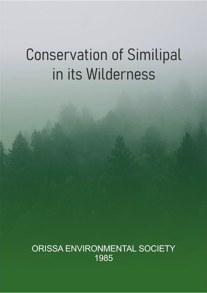 Conservation of Similipal in its Wilderness