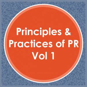Principles & Practices of PR Vol-01 to 04