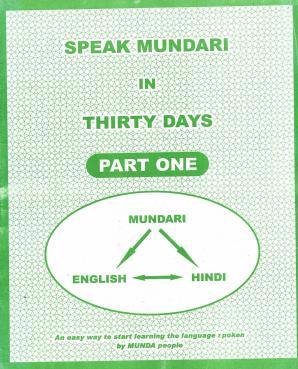 Speak Mundari in Thirty days : Part One