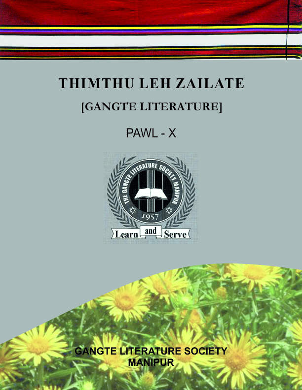 Thimthu Leh Zailate-Gangte Literature-Pawl X