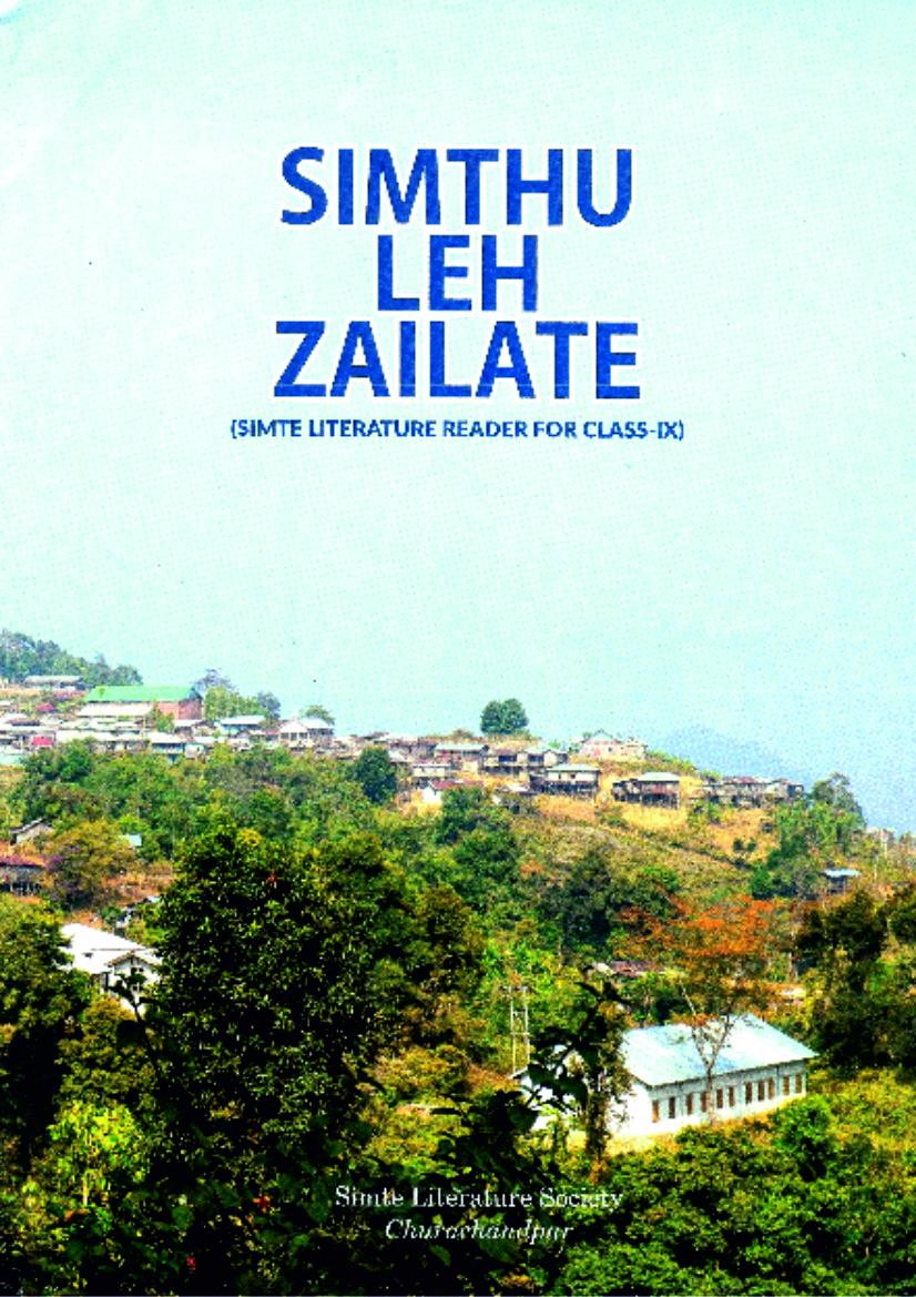 Simthu Leh Zailate(Simte Literature Reader for Class Ix)