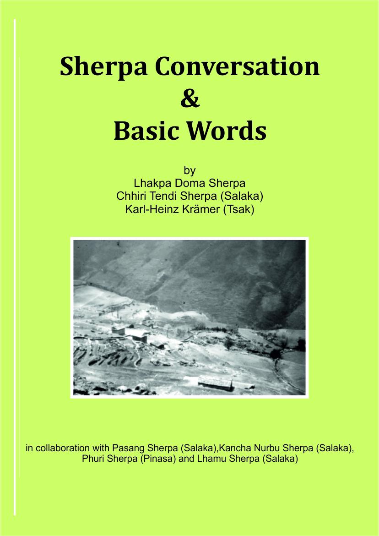 Sherpa Conversation & Basic Words