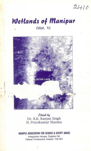 Wetlands of Manipur Vol.1