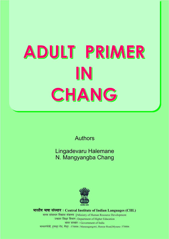 Adult Primer in Chang